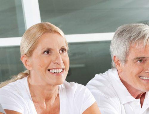 Valpreventie training voor ouderen